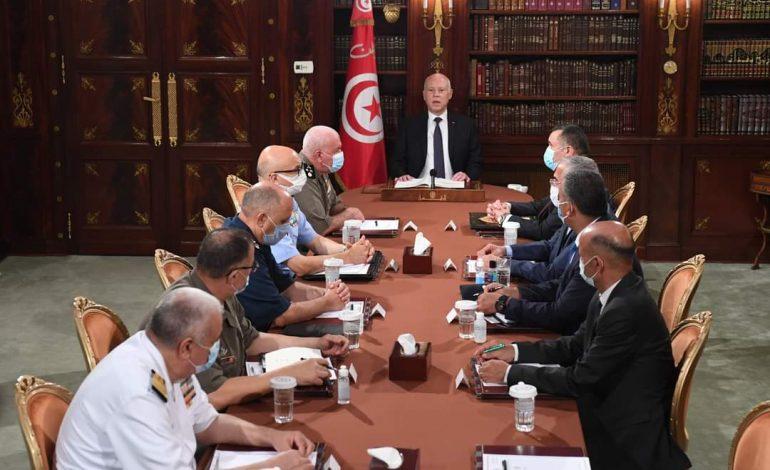 Après le Premier Ministre, Kais Saied limoge le ministre de la Défense