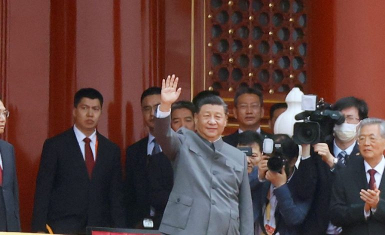 Xi JinPing: Le temps où le peuple chinois pouvait être foulé aux pieds, où il souffrait et était opprimé est à jamais révolu