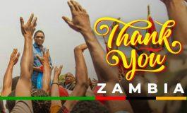 L'opposant historique, Hakainde Hichilema, investi président