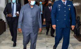 Le président Umaro Sissoco Embalo exclu l'extradition du Général António Indjai vers les Etats Unis