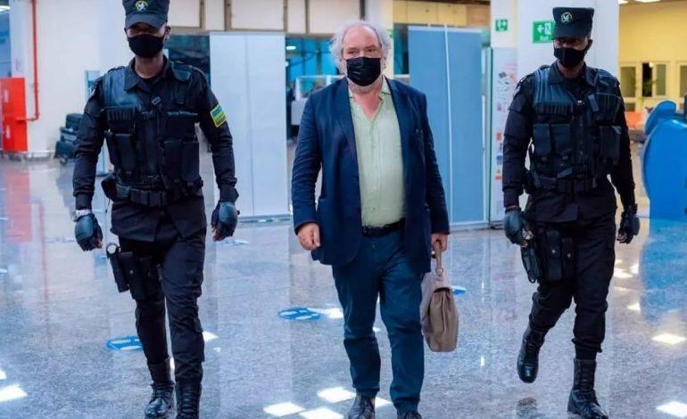 Le Rwanda expulse Vincent Lurquin, un avocat belge pour violation de la loi sur l'immigration