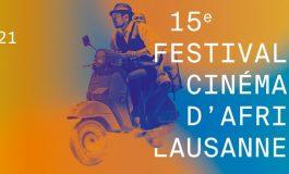 Le Festival cinémas d'Afrique de Lausanne dévoile le programme de sa 15e édition