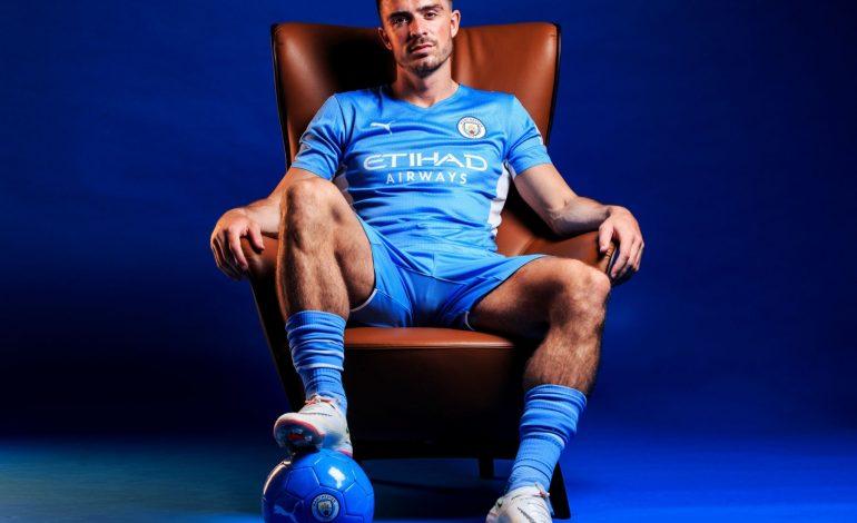 Jack Grealish passe d'Aston Villa à Manchester City