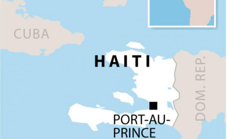 Un séisme de magnitude 7.2 a secoué Haïti