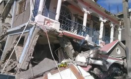 Bilan provisoire de 34 morts dans un séisme de magnitude 7.2 en Haïti