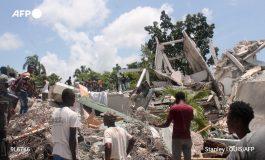 La recherche de nouveaux survivants se poursuit après un séisme qui a fait au moins 304 morts