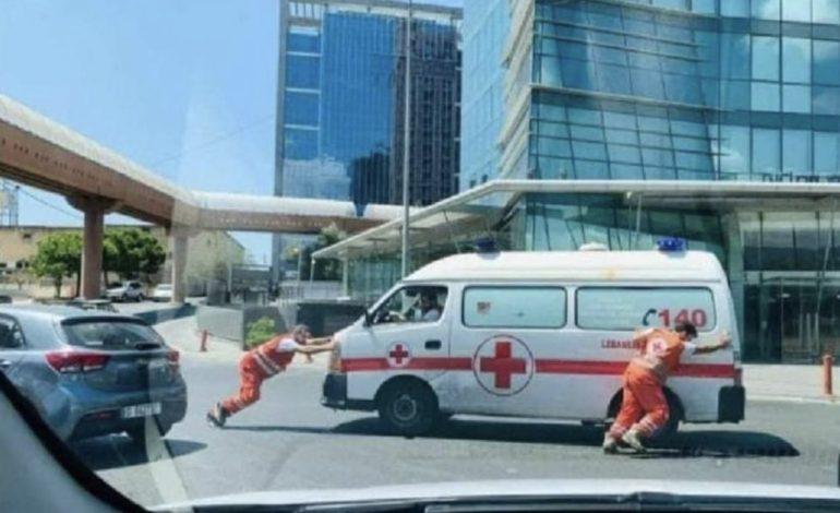 «L'enfer sur terre»: l'insupportable quotidien au Liban