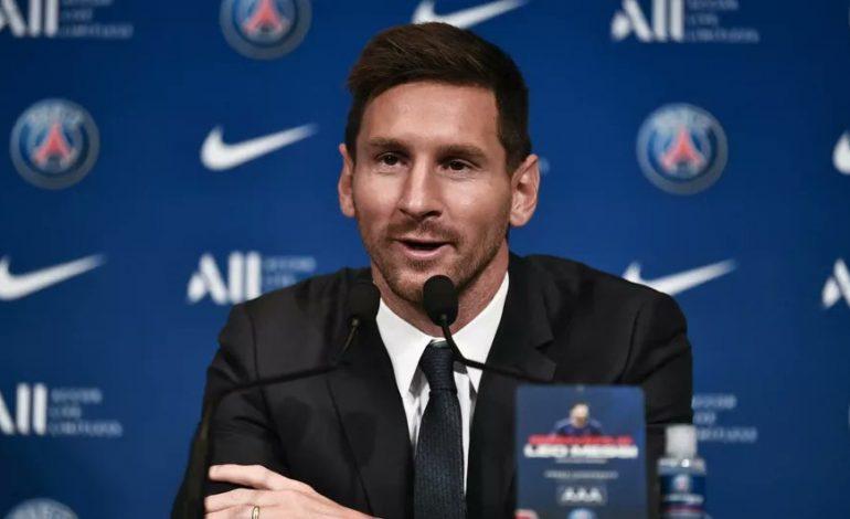 Le transfert de Lionel Messi a été payé en partie en cryptomonnaie et toucherait 41 millions d'euros net par saison
