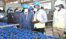 L'état sénégalais prendra en charge désormais le coût de l'oxygène des Centres de traitement des épidémies (CTE) des cliniques privées