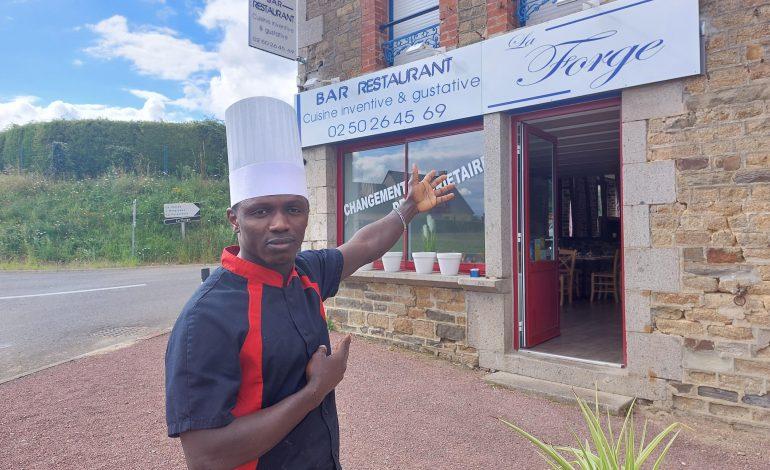 La Forge, un nouveau restaurant, propose une cuisine sénégalaise et française à Vernix