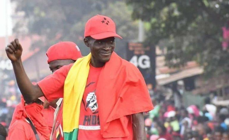 Mandat d'arrêt international contre Sékou Koundouno, un haut responsable du FNDC