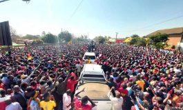 L'opposant zambien Hakainde Hichilema est en tête de la présidentielle face au président sortant Edgar Lungu.