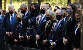 Vingt ans après, l'Amérique rend hommage aux 3.000 morts du 11-Septembre