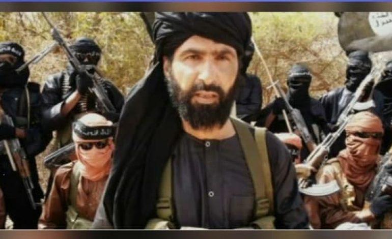 Adnan Abou Walid al-Sahraoui neutralisé par les forces françaises il y a quelques semaines au Sahara