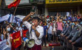 Visa d'or News pour un photographe anonyme birman