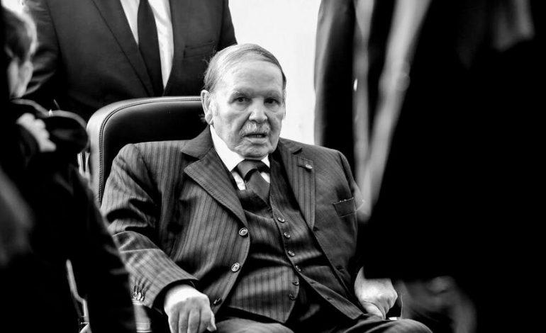 L'ex-président Abdelaziz Bouteflika est mort à l'âge de 84 ans