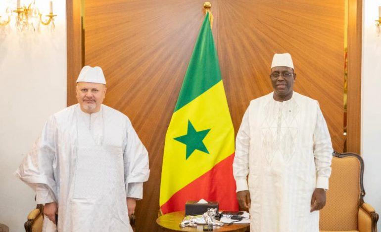 Le nouveau procureur de la CPI, Karim Khan, en visite officielle au Sénégal