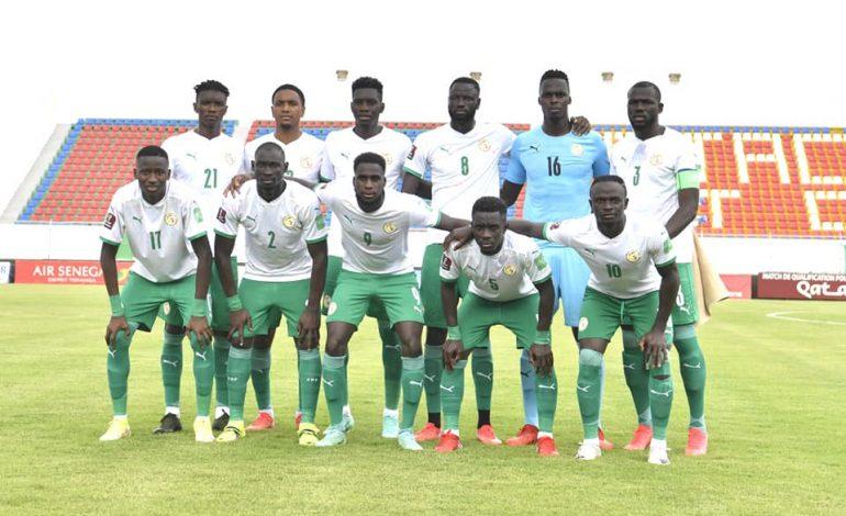 Le Sénégal bat le Togo 2-0 lors de la première journée des éliminatoires de la Coupe du monde Qatar2022