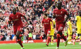 Cap historique et record inédit pour Sadio Mané à Liverpool