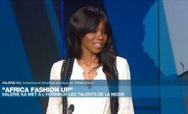 Africa Fashion Up : Valérie Ka met à l'honneur les talents de la mode