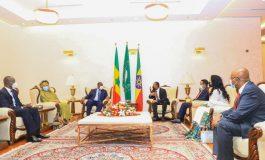 Le premier ministre Abiy Ahmed investi pour un nouveau mandat de cinq ans