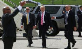 Donald Trump témoigne à dans une procédure en justice contre ses gardes du corps