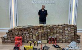 500 kg de cocaïne d'une valeur de 118 millions d'euros saisis à Dubaï