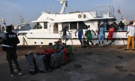 La marine nationale sénégalaise a saisi plus de deux tonnes de cocaïne en haute mer