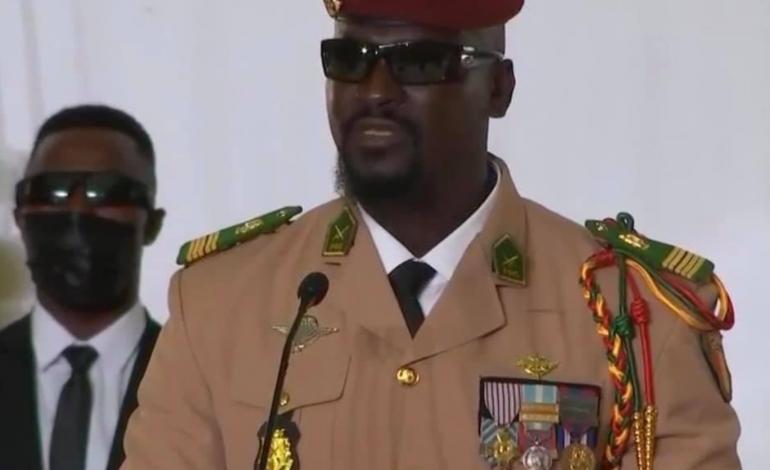 44 généraux mis à la retraite par le colonel Mamadi Doumbouya