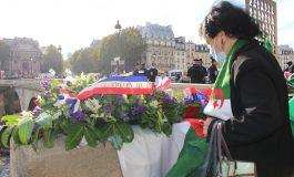 17 octobre 1961: hommages, roses et polémiques, 60 ans après le massacre d'Algériens à Paris