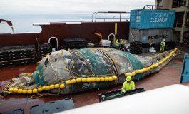 The Ocean Cleanup a repêché 29 tonnes de déchets plastiques dans le Pacifique