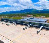 L'aéroport de Palmerola inauguré pour remplacer celui de Toncontin, considéré comme l'un des plus dangereux au monde