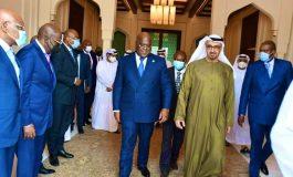 Les Émirats Arabes Unis annoncent des investissement de 1 milliard de dollars en RD Congo